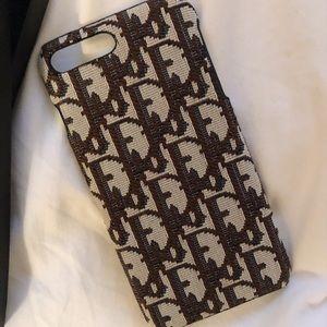 Dior Accessories - Dior iPhone 8 Plus Case/7 Plus